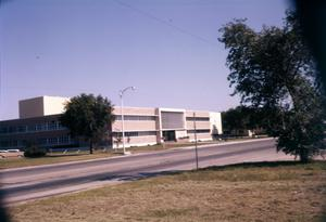 [Administration Building at West Texas State University in Canyon]