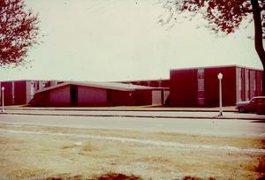 [Guenther Hall at West Texas State University in Canyon]