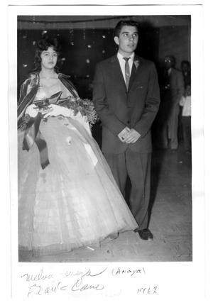 Melva Anaya and Frank Cano