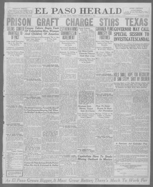 Primary view of object titled 'El Paso Herald (El Paso, Tex.), Ed. 1, Friday, January 2, 1920'.