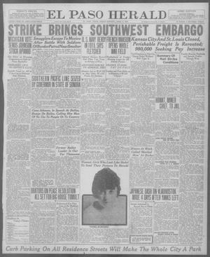 Primary view of object titled 'El Paso Herald (El Paso, Tex.), Ed. 1, Friday, April 9, 1920'.