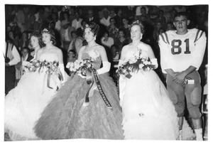 Primary view of object titled '1962 Van Horn Homecoming Court'.