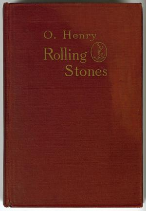 Primary view of object titled 'Rolling Stones'.