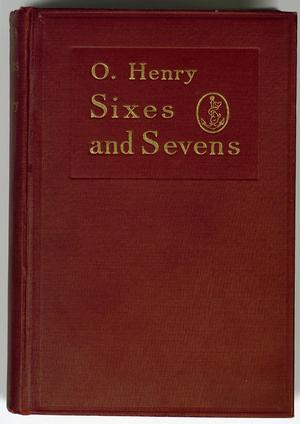 Primary view of object titled 'Sixes and Sevens'.