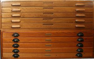 Primary view of object titled 'Flat files'.