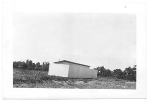 Primary view of object titled '[Powder Room, Transient Camp]'.