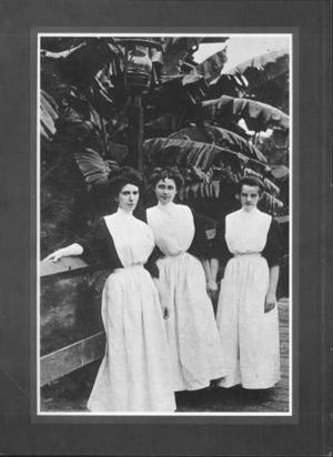 "Primary view of object titled '[The ""Harvey Girls"".]'."