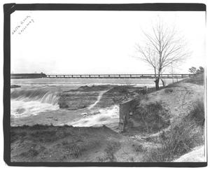 Primary view of object titled '[White Rock Spillway]'.
