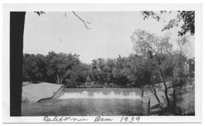 Primary view of object titled '[California Dam]'.