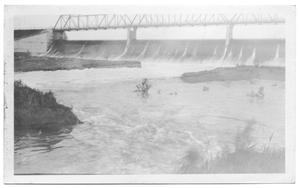 [Spillway at Lake Dallas]