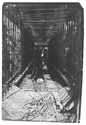 Primary view of object titled '[White Rock Creek Reservoir Sluice]'.