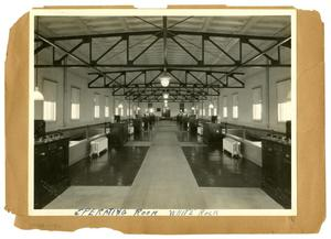 Primary view of object titled '[Operating Room at White Rock]'.