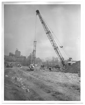 Primary view of object titled '[Construction Scene]'.