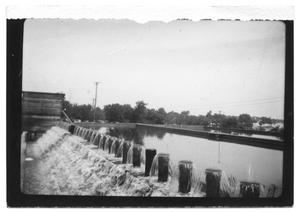 Primary view of object titled '[White Rock Plant Aerator and Basins]'.
