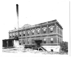 Primary view of object titled '[White Rock Pumping Station]'.