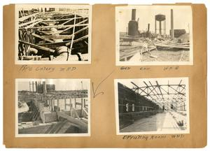 Primary view of object titled '[Four Views of White Rock Pumping Station]'.