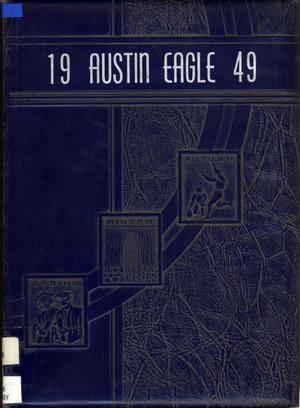 The Eagle, Yearbook of Stephen F. Austin High School, 1949