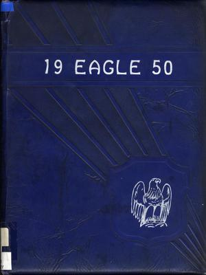 The Eagle, Yearbook of Stephen F. Austin High School, 1950