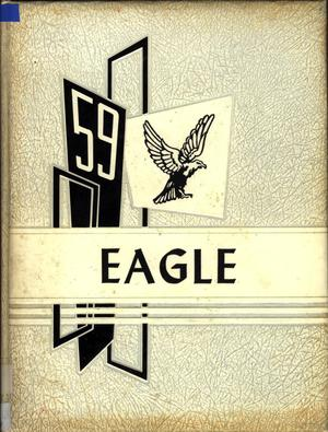 The Eagle, Yearbook of Stephen F. Austin High School, 1959