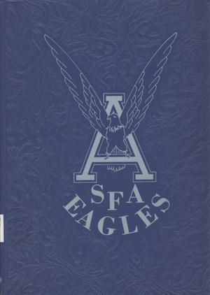 Primary view of object titled 'The Eagle, Yearbook of Stephen F. Austin High School, 1969'.