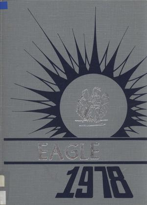 Primary view of object titled 'The Eagle, Yearbook of Stephen F. Austin High School, 1978'.