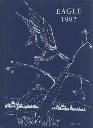 The Eagle, Yearbook of Stephen F. Austin High School, 1982