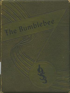 Primary view of object titled 'The Bumblebee, Yearbook of Lincoln High School, 1953'.