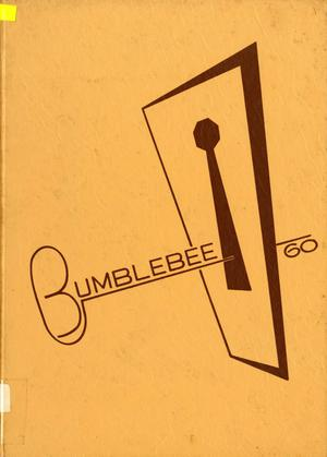 The Bumblebee, Yearbook of Lincoln High School, 1960
