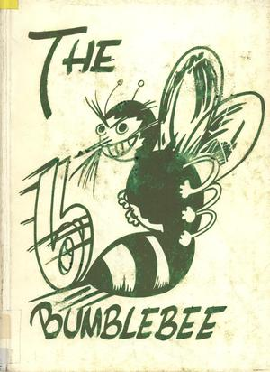 Primary view of object titled 'The Bumblebee, Yearbook of Lincoln High School, 1966'.