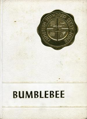 Primary view of object titled 'The Bumblebee, Yearbook of Lincoln High School, 1969'.