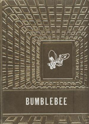 Primary view of object titled 'The Bumblebee, Yearbook of Lincoln High School, 1970'.