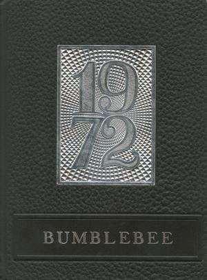 Primary view of object titled 'The Bumblebee, Yearbook of Lincoln High School, 1972'.