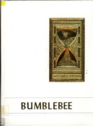 Primary view of object titled 'The Bumblebee, Yearbook of Lincoln High School, 1977'.