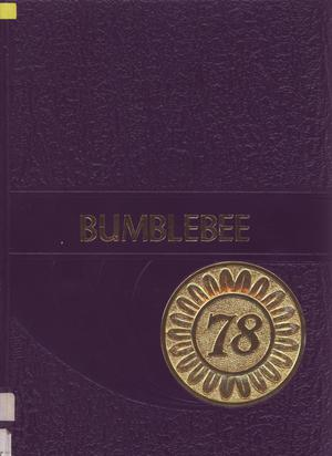 Primary view of object titled 'The Bumblebee, Yearbook of Lincoln High School, 1978'.