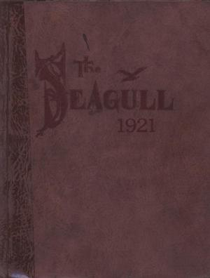 Primary view of object titled 'The Seagull, Yearbook of Port Arthur High School, 1921'.