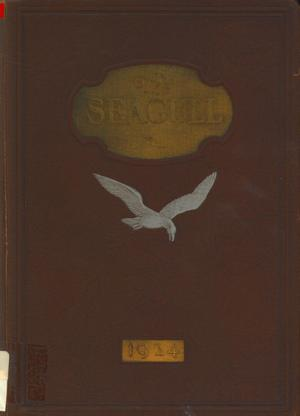 Primary view of object titled 'The Seagull, Yearbook of Port Arthur High School, 1924'.