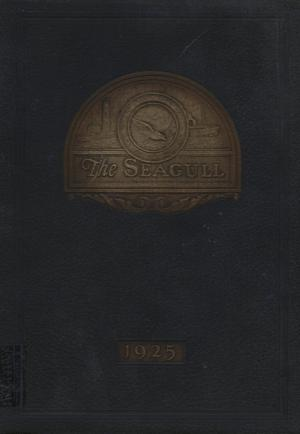 The Seagull, Yearbook of Port Arthur High School, 1925