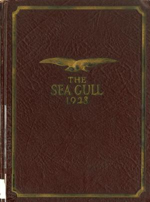 The Seagull, Yearbook of Port Arthur High School, 1928