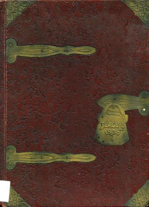 Primary view of object titled 'The Seagull, Yearbook of Port Arthur High School, 1930'.