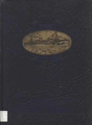 The Seagull, Yearbook of Port Arthur High School, 1931