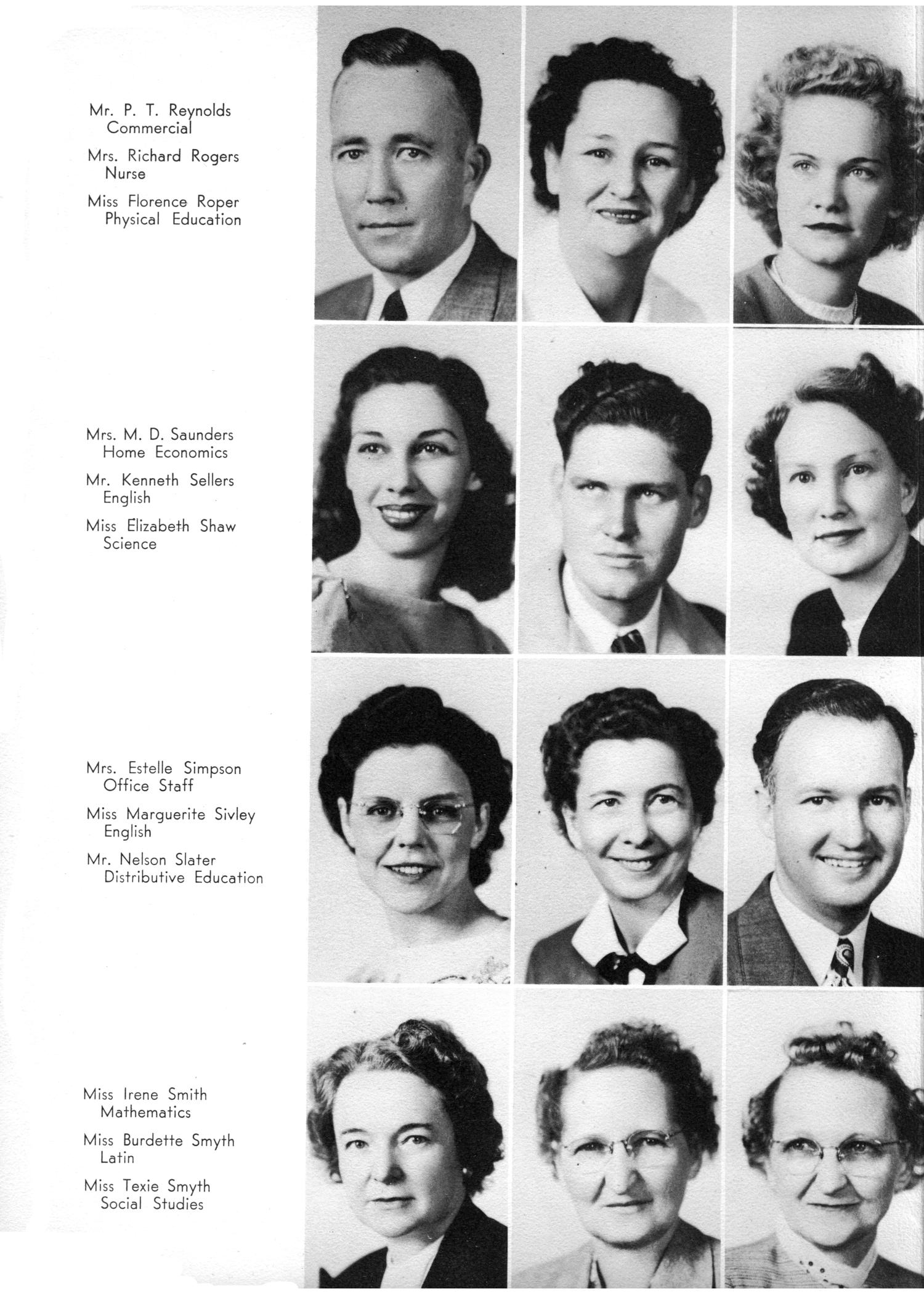 The Yellow Jacket, Yearbook of Thomas Jefferson High School, 1948                                                                                                      10