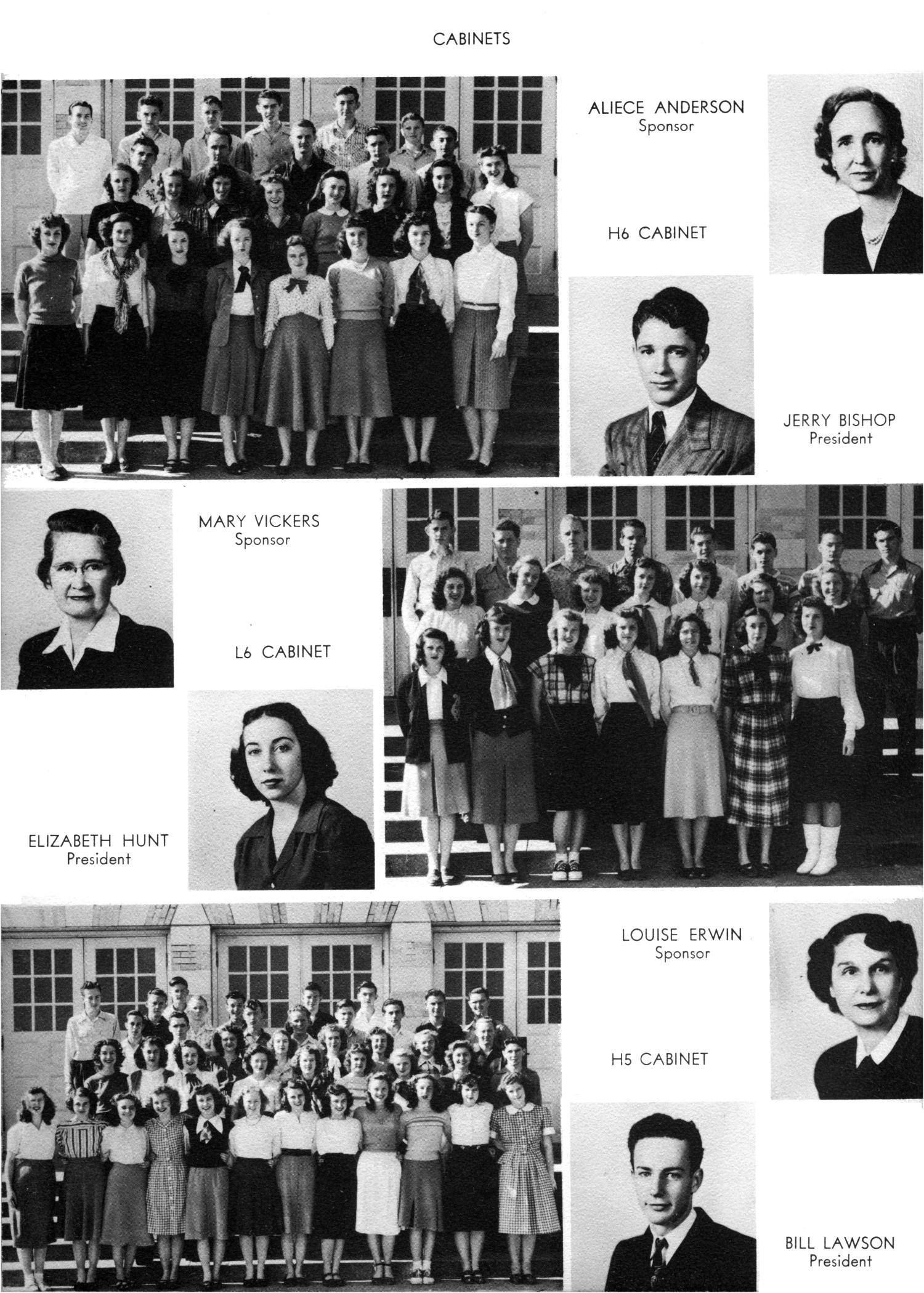 The Yellow Jacket, Yearbook of Thomas Jefferson High School, 1948                                                                                                      78