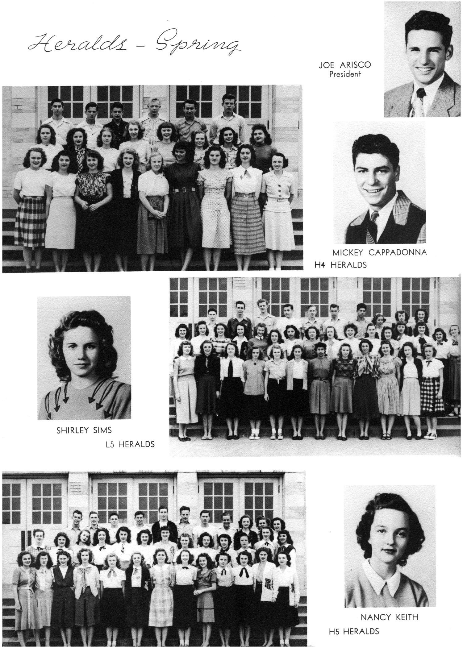 The Yellow Jacket, Yearbook of Thomas Jefferson High School, 1948                                                                                                      82