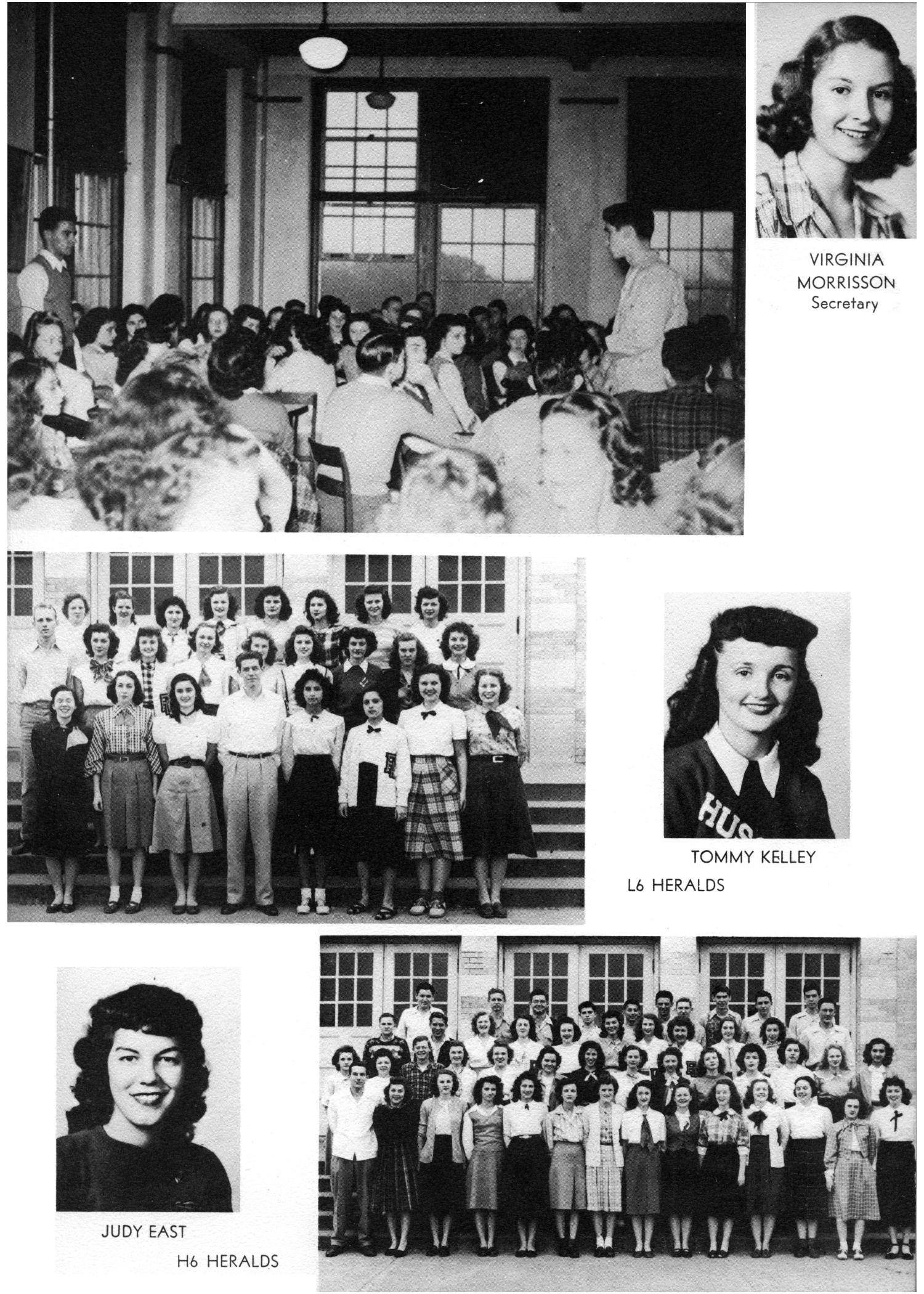 The Yellow Jacket, Yearbook of Thomas Jefferson High School, 1948                                                                                                      83