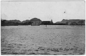 Primary view of object titled 'Flood of 1913'.