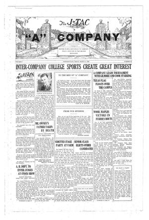 The J-TAC (Stephenville, Tex.), Vol. 9, No. 22, Ed. 1 Saturday, March 9, 1929