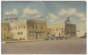 Primary view of object titled 'El Capitan Hotel'.