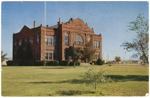 Primary view of object titled 'Culberson County Courthouse'.
