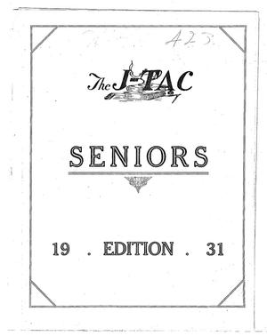 The J-TAC (Stephenville, Tex.), Vol. 11, No. 19, Ed. 1 Saturday, February 7, 1931