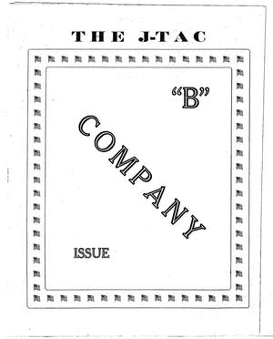 Primary view of object titled 'The J-TAC (Stephenville, Tex.), Vol. 11, No. 26, Ed. 1 Saturday, March 28, 1931'.